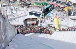 Gatorade Free Flow Tour Freeski Superpipe Finals 2011 Photo 0003