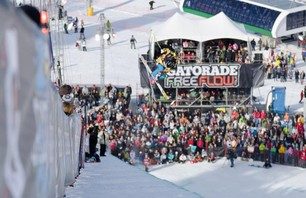 Gatorade Free Flow Tour Freeski Superpipe Finals 2011 Photo 0005