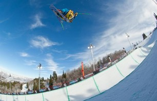 Gatorade Free Flow Tour Freeski Superpipe Finals 2011 Photo 0006