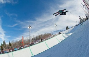 Gatorade Free Flow Tour Freeski Superpipe Finals 2011 Photo 0007