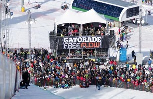 Gatorade Free Flow Tour Freeski Superpipe Finals 2011 Photo 0008