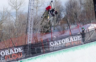 Gatorade Free Flow Tour Freeski Superpipe Finals 2011 Photo 0009