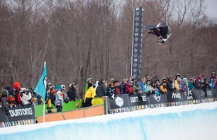 US Open Halfpipe Finals