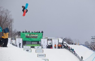 US Open Halfpipe Finals Photo 0002