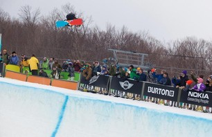 US Open Halfpipe Finals Photo 0003