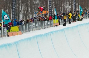 US Open Halfpipe Finals Photo 0007