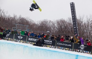 US Open Halfpipe Finals Photo 0008