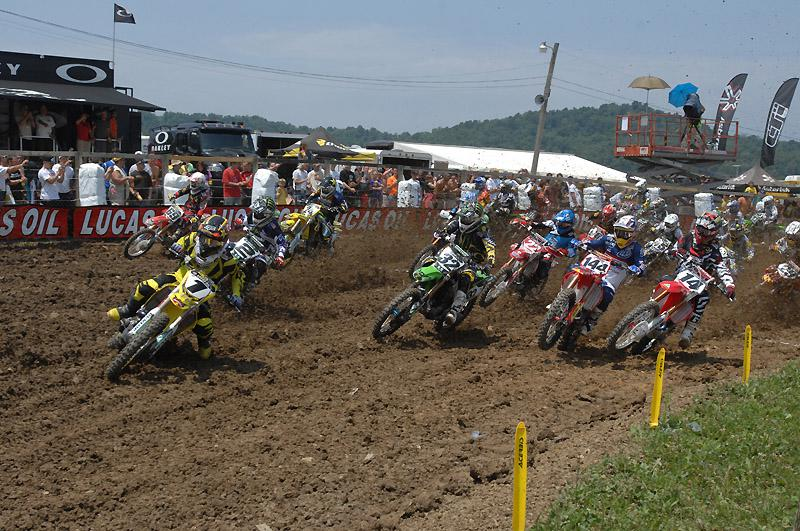 High Point 450s Gallery 2011