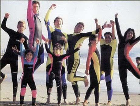 Awkward Wetsuit Photos (w/video)