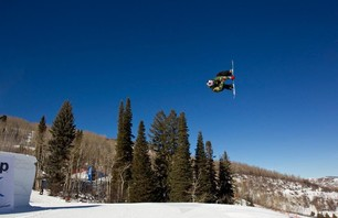 X Games Men\'s Snowboard Slopestyle Elimination Photo 0008