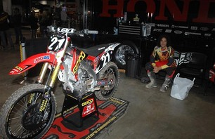 Moto Mondays: Atlanta 250 Supercross Gallery 2011 Photo 0004