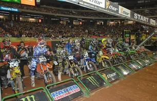 Moto Mondays: Atlanta 250 Supercross Gallery 2011 Photo 0011