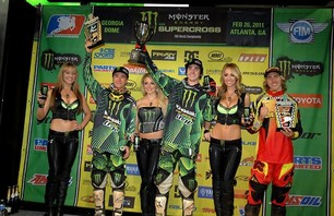 Moto Mondays: Atlanta 250 Supercross Gallery 2011