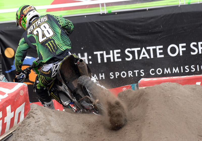 Salt Lake City 250 Supercross Race