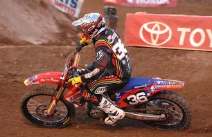 Salt Lake City 250 Supercross Race Photo 0008