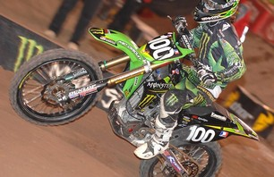 Salt Lake City 250 Supercross Race Photo 0012