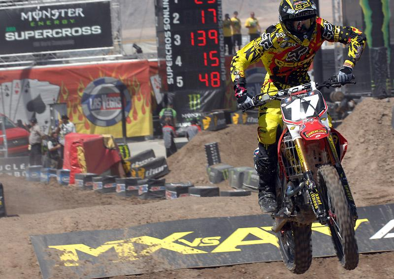 Supercross Las Vegas 2011 - 250 Gallery