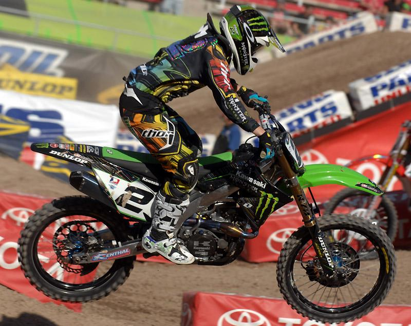 Supercross Las Vegas 2011 - 450 Gallery