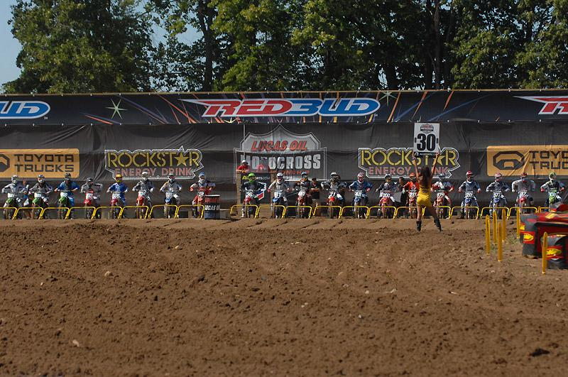 Red Bud 250 Gallery