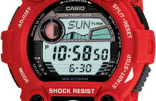 Casio G-Rescue