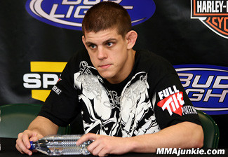 Joe Lauzon on MMAjunkie.com Radio