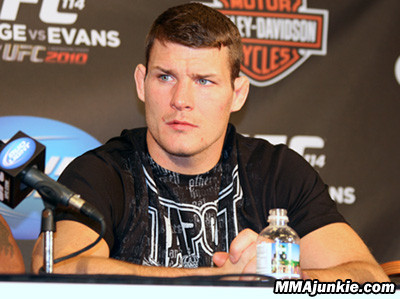 Michael Bisping on MMAjunkie.com Radio