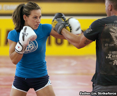 Miesha Tate on MMAjunkie.com Radio