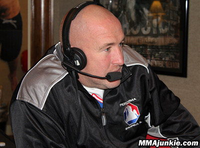 Marc Fiore on MMAjunkie.com Radio