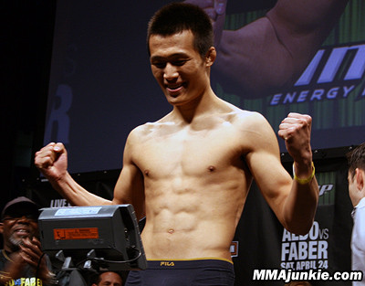 Chan Sung Jung on MMAjunkie.com Radio