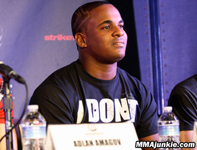 Lorenz Larkin on MMAjunkie.com Radio