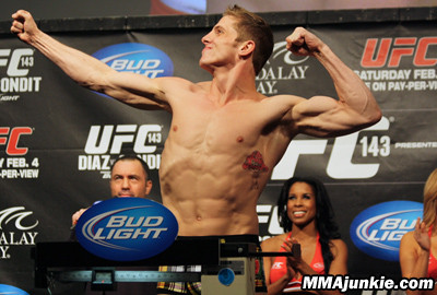 Matthew Riddle on MMAjunkie.com Radio