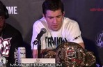 Rockhold Press Conference Highlights