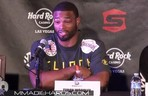 Tyron Woodley Press Conference Highlights