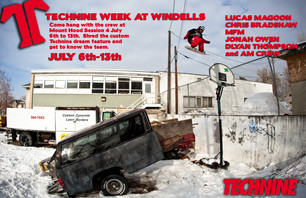 Windells Session 4 featuring the Technine Team