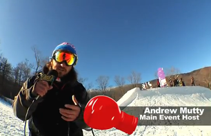 Main Event Hip Hop Rail Jam 2012 at Sugarbush - Video