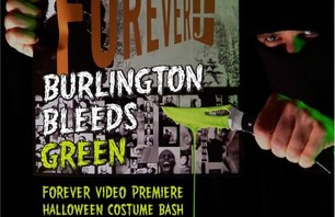 Burlington Bleeds Green - Forum comes to VT for Halloween