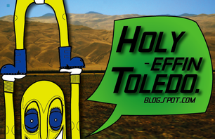 Blogroll: Holy Effin\' Toledo