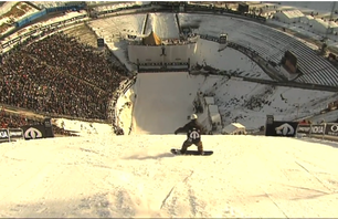 The World Snowboarding Championships are set for 2012 in Oslo, Norway