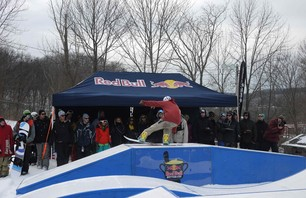 Red Bull Butter Cup spreads it on in New Jersey