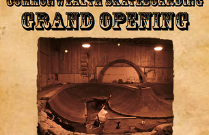 Grand Opening of Commonwealth Skateboarding in Portland, Oregon