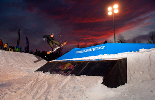 Red Bull Butter Cup at Big Boulder, Pennsylvania