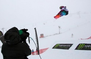 14-year-old snowboarder Ty Walker added to the Roxy Pro Team