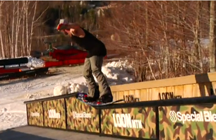 Video: Burton Am Dylan Dragotta clips from 2011