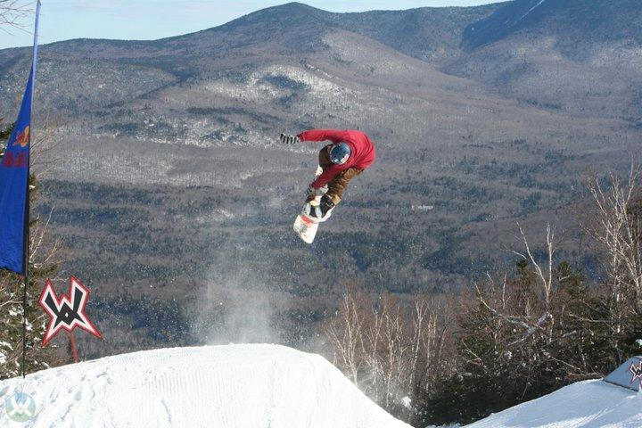 Red Bull Snake Run at Waterville Valley album