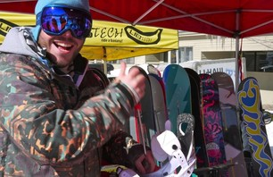 Industry report: New England reps and retailers head to Loon for on snow demo Photo 0002