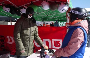 Industry report: New England reps and retailers head to Loon for on snow demo Photo 0003