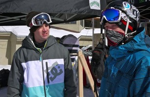 Industry report: New England reps and retailers head to Loon for on snow demo Photo 0010
