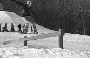 Main Event Hip Hop Rail Jam - Sugarbush, Vermont Photo 0003