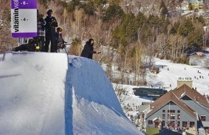 Main Event Hip Hop Rail Jam - Sugarbush, Vermont Photo 0004
