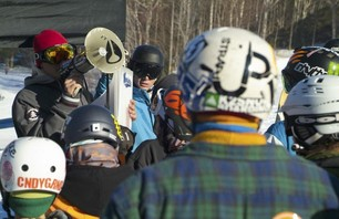 Main Event Hip Hop Rail Jam - Sugarbush, Vermont Photo 0010